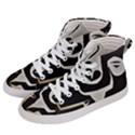 With Love Men s Hi-Top Skate Sneakers View2