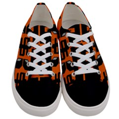 Give Me The Money 7286 Women s Low Top Canvas Sneakers