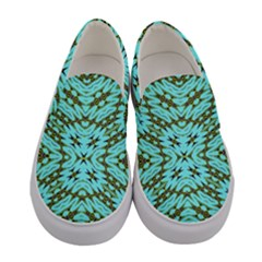Pluto Venus Time Women s Canvas Slip Ons