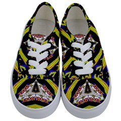 Space Gala Kids  Classic Low Top Sneakers