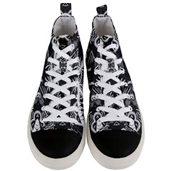 Venus Ram Men s Mid Top Canvas Sneakers