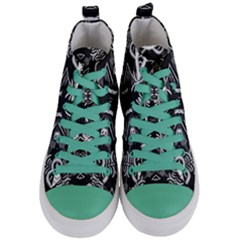 Venus Ram Women s Mid Top Canvas Sneakers