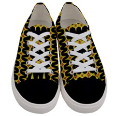 Neptune One Women s Low Top Canvas Sneakers