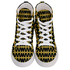 Neptune One Men s Hi Top Skate Sneakers