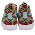 Digital Dot One Kid s Mid-Top Canvas Sneakers View4