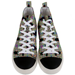 Twinkle Star Men s Mid Top Canvas Sneakers