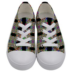 Twinkle Star Kids  Low Top Canvas Sneakers