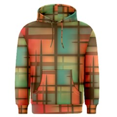 Background Abstract Colorful Men s Pullover Hoodie