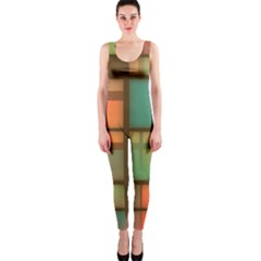 Background Abstract Colorful Onepiece Catsuit