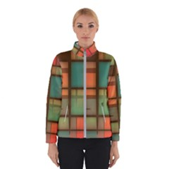 Background Abstract Colorful Winterwear