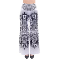 Forest Patrol Tribal Abstract Pants