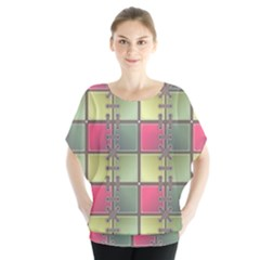 Seamless Pattern Seamless Design Blouse