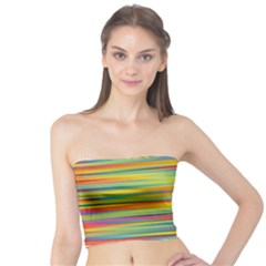 Colorful Background Tube Top