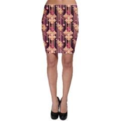 Seamless Pattern Patterns Bodycon Skirt