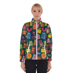 Presents Gifts Background Colorful Winterwear