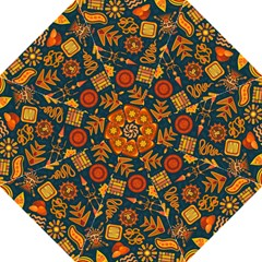 Pattern Background Ethnic Tribal Straight Umbrellas