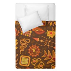 Pattern Background Ethnic Tribal Duvet Cover Double Side (single Size)