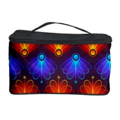 Background Colorful Abstract Cosmetic Storage Case