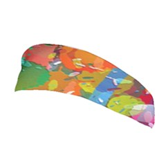 Background Colorful Abstract Stretchable Headband