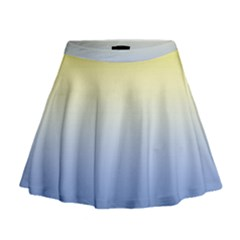 Sun Goes Down Mini Flare Skirt