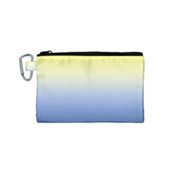 Sun Goes Down Canvas Cosmetic Bag (small)