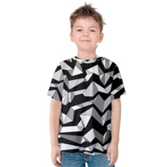 Polynoise Lowpoly Kids  Cotton Tee