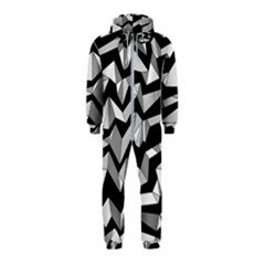 Polynoise Lowpoly Hooded Jumpsuit (kids)