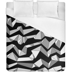 Polynoise Lowpoly Duvet Cover (california King Size)