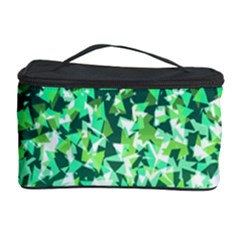 Green Disintegrate Cosmetic Storage Case