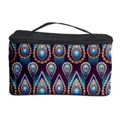 Seamless Pattern Pattern Cosmetic Storage Case