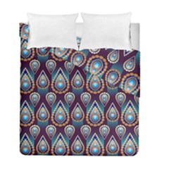 Seamless Pattern Pattern Duvet Cover Double Side (full/ Double Size)