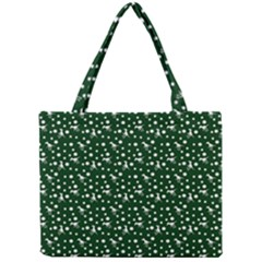 Dinosaurs Green Mini Tote Bag