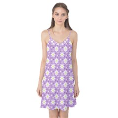 Daisy Dots Lilac Camis Nightgown