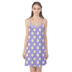 Daisy Dots Violet Camis Nightgown