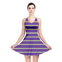 Color Line 1 Reversible Skater Dress