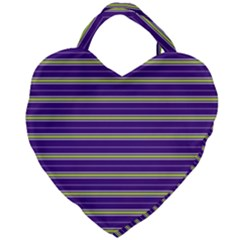 Color Line 1 Giant Heart Shaped Tote