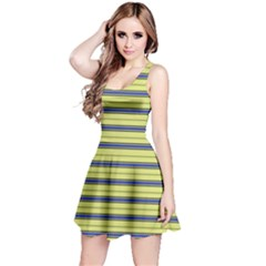Color Line 3 Reversible Sleeveless Dress