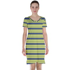 Color Line 3 Short Sleeve Nightdress