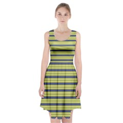 Color Line 3 Racerback Midi Dress