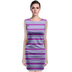 Color Line 4 Classic Sleeveless Midi Dress
