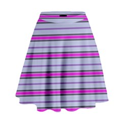 Color Line 4 High Waist Skirt