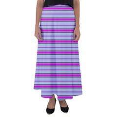 Color Line 4 Flared Maxi Skirt