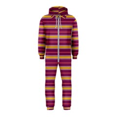 Color Line 5 Hooded Jumpsuit (kids)