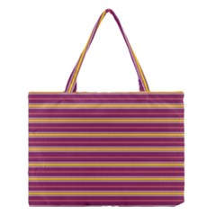 Color Line 5 Medium Tote Bag