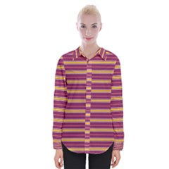 Color Line 5 Womens Long Sleeve Shirt