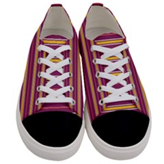 Color Line 5 Women s Low Top Canvas Sneakers