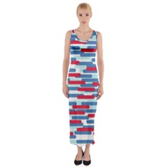Fast Capsules 1 Fitted Maxi Dress
