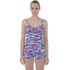 Fast Capsules 1 Tie Front Two Piece Tankini