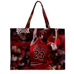Michael Jordan Medium Tote Bag
