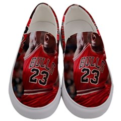 Michael Jordan Men s Canvas Slip Ons